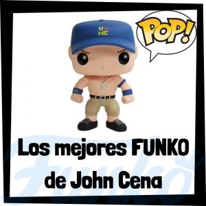 Los mejores FUNKO POP de John Cena de la WWE - Los mejores FUNKO POP de luchadores históricos de WWE de John Cena - Los mejores FUNKO POP de deportistas