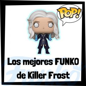 Los mejores FUNKO POP de Killer Frost - Funko POP de la Liga de la Justicia y de villanos de Flash - Funko POP de personajes de DC