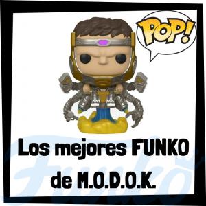 Los mejores FUNKO POP de MODOK - Funko POP de los Vengadores - Funko POP de personajes de Marvel