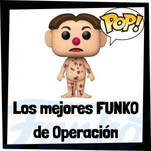 Los mejores FUNKO POP de Operación - Funko POP de marcas y anuncios de televisión