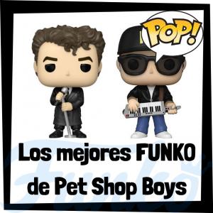 Los mejores FUNKO POP de Pet Shop Boys - Los mejores FUNKO POP de Pet Shop Boys - Los mejores FUNKO POP de grupos de música de Rock and Roll