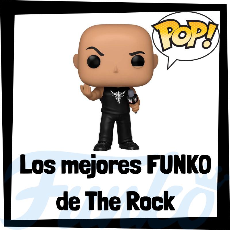 Los mejores FUNKO POP de The Rock - Dwayne Johnson