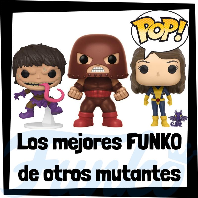 Los mejores FUNKO POP de otros X-Men