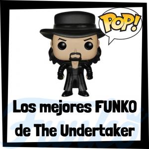Los mejores FUNKO POP del Enterrador de la WWE - Los mejores FUNKO POP de luchadores históricos de WWE de The Undertaker - Los mejores FUNKO POP de deportistas