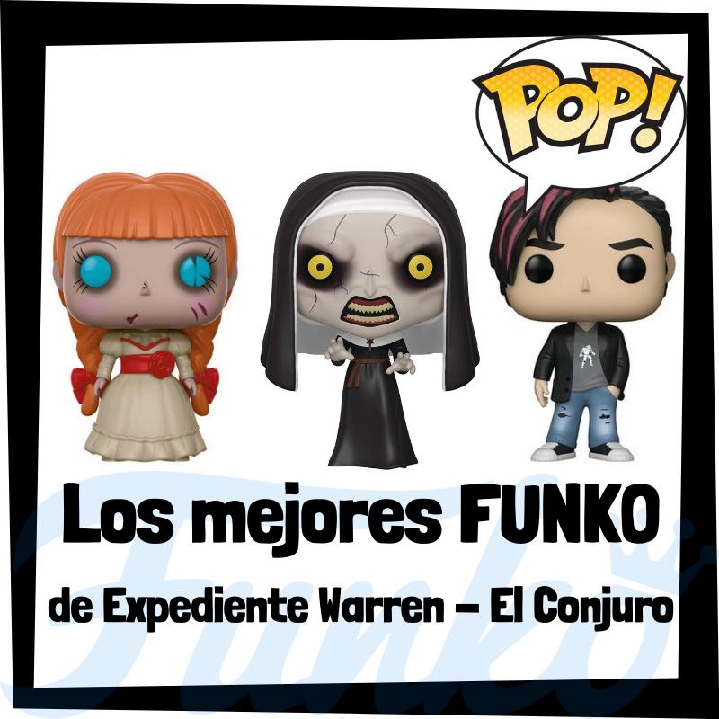 Los mejores FUNKO POP de películas de Expediente Warren - El Conjuro