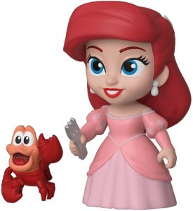 FUNKO 5 Star de Ariel de la Sirenita - FUNKO 5 Star de Disney