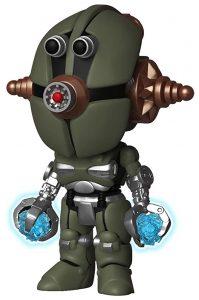 FUNKO 5 Star de Assaultron de Fallout - FUNKO 5 Star de Fallout