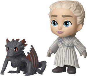 FUNKO 5 Star de Daenerys Targaryen de Juego de Tronos - FUNKO 5 Star de Game of Thrones