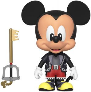 FUNKO 5 Star de Mickey Mouse de Kingdom Hearts 3 - FUNKO 5 Star de Disney