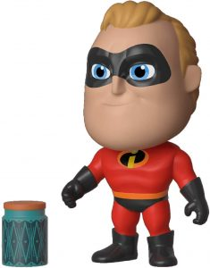 FUNKO 5 Star de Mr Increíble de los Increibles - FUNKO 5 Star de Disney Pixar