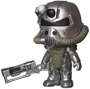 FUNKO 5 Star de T-51B Power Armor de Fallout - FUNKO 5 Star de Fallout