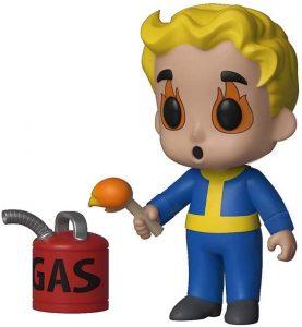 FUNKO 5 Star de Vault Boy Pyromaniac de Fallout - FUNKO 5 Star de Fallout
