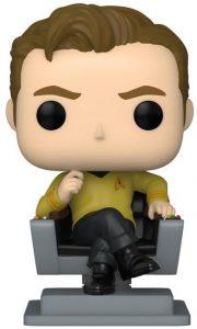 FUNKO POP de Capitán Kirk de Stark Trek - Los mejores FUNKO POP de Star Trek TV Series