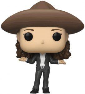 FUNKO POP de Elaine con sombrero de Seinfeld - Los mejores FUNKO POP de Seinfeld - FUNKO POP de series de TV