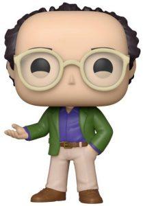 FUNKO POP de George Costanza de Seinfeld - Los mejores FUNKO POP de Seinfeld - FUNKO POP de series de TV