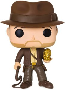 FUNKO POP de Indiana Jones de 25 cm - Los mejores FUNKO POP de Indiana Jones