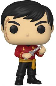 FUNKO POP de Sulu de Stark Trek - Los mejores FUNKO POP de Star Trek TV Series