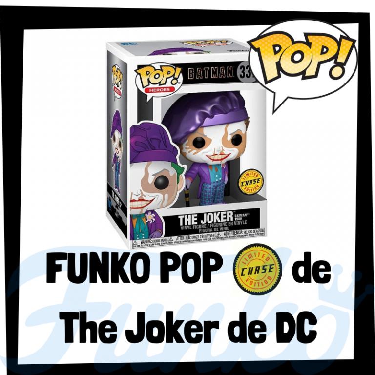 Lee más sobre el artículo FUNKO POP Chase del Joker de DC