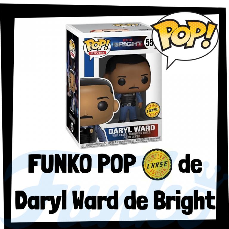 Lee más sobre el artículo FUNKO POP Chase de Daryl Ward de Bright