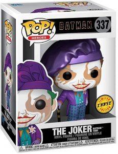 Figura FUNKO POP Chase de Joker de DC 337 - FUNKO POP Chase exclusivos - FUNKO POP únicos difíciles de conseguir