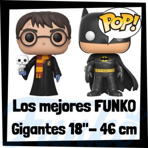 Figuras FUNKO POP gigantes de 18 pulgadas - Los mejores FUNKO POP de 46 centímetros - Muñeco FUNKO POP Gigante de 18 pulgadas - 50 centímetros