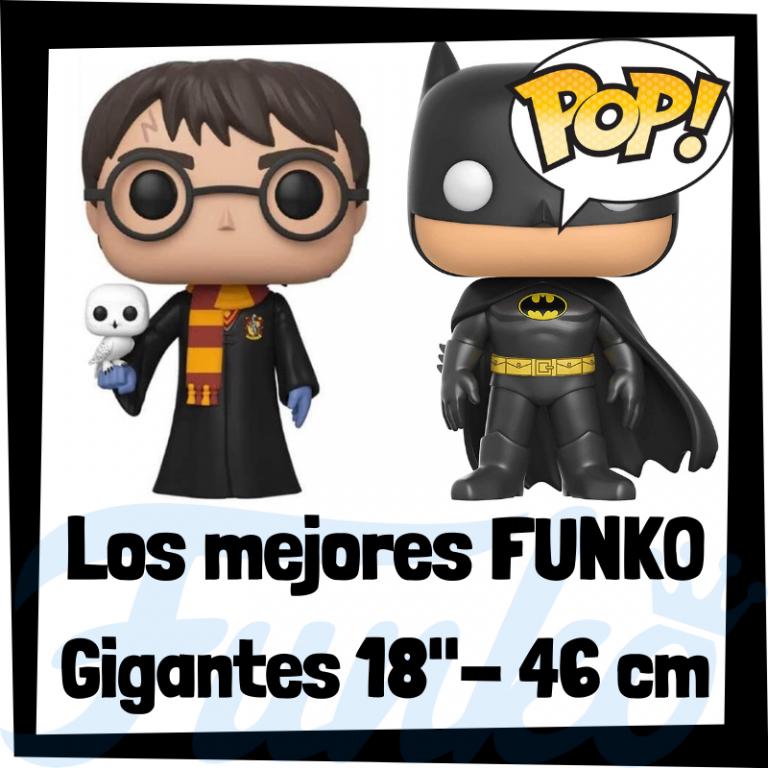 Lee más sobre el artículo Los FUNKO POP más grandes de la historia – FUNKO POP Gigantes de 18 pulgadas – 46 centímetros