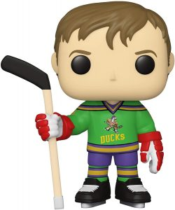Funko POP de Adam Banks de Somos los mejores - Los mejores FUNKO POP de Mighty Ducks