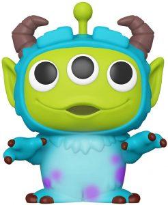 Funko POP de Alien como Sulley de Toy Story de 10 pulgadas - 25 centímetros - Los mejores FUNKO POP Super-Sized - Funko POP grandes de Disney