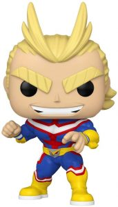 Funko POP de All Might de My Hero Academia de 10 pulgadas - 25 centímetros - Los mejores FUNKO POP Super-Sized - Funko POP grandes de animes