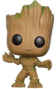 Funko POP de Baby Groot de 10 pulgadas - 25 centímetros - Los mejores FUNKO POP Super-Sized - Funko POP grandes de Marvel