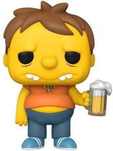 Funko POP de Barney de los Simpsons - Los mejores FUNKO POP de los Simpsons - Los mejores FUNKO POP de series de animación