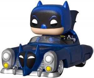 Funko POP de Batmóvil exclusivo de Amazon - Los mejores FUNKO POP de Batman - Los mejores FUNKO POP de DC