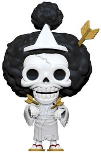 Funko POP de Brook de One Piece - Los mejores FUNKO POP de One Piece - FUNKO POP de anime y manga