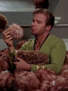Funko POP de Capitán Kirk con tribbles de Star Trek - Los mejores FUNKO POP de Star Trek - Filtraciones FUNKO POP