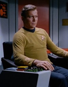Funko POP de Capitán Kirk en silla de Star Trek - Los mejores FUNKO POP de Star Trek - Filtraciones FUNKO POP