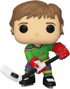 Funko POP de Charlie Conway de Somos los mejores - Los mejores FUNKO POP de Mighty Ducks