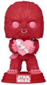Funko POP de Chewbacca de San Valentín de Star Wars - Los mejores FUNKO POP de San Valentín - Los mejores FUNKO POP de Valentine's Day