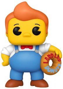 Funko POP de Chico de los Donuts de 15 cm de los Simpsons - Los mejores FUNKO POP de los Simpsons - Los mejores FUNKO POP de series de animación