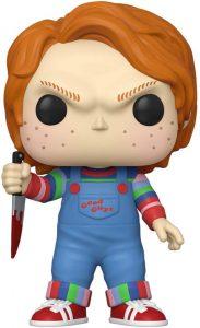 Funko POP de Chucky de 10 pulgadas - 25 centímetros - Los mejores FUNKO POP Super-Sized - Funko POP grandes de Chucky
