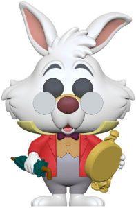 Funko POP de Conejo Blanco - Los mejores FUNKO POP de Alicia en el país de las Maravillas - FUNKO POP de Disney