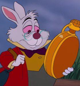 Funko POP de Conejo Blanco con reloj de Alicia en el País de las Maravillas - Los mejores FUNKO POP de Disney - FiltraFunko POP de Conejo Blanco con reloj de Alicia en el País de las Maravillas - Los mejores FUNKO POP de Disney - Filtraciones FUNKO POPciones FUNKO POP