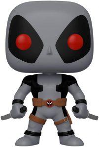 Funko POP de Deadpool de X Force de 10 pulgadas - 25 centímetros - Los mejores FUNKO POP Super-Sized - Funko POP grandes de Marvel