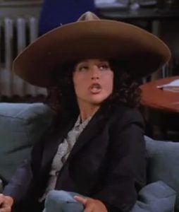 Funko POP de Elaine con sombrero de Seinfeld- Los mejores FUNKO POP de Seinfeld de series - Filtraciones FUNKO POP