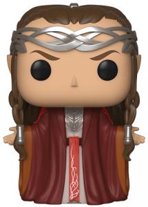 Funko POP de Elrond - Los mejores FUNKO POP de Elrond del Señor de los Anillos - Los mejores FUNKO POP de Bárbol del Señor de los Anillos