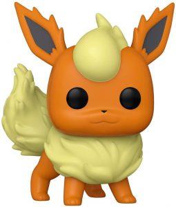 Funko POP de Flareon de Pokemon - Los mejores FUNKO POP de Eevee y sus evoluciones de Pokemon - Los mejores FUNKO POP de evoluciones de Eevee