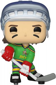 Funko POP de Fulton Reed de Somos los mejores - Los mejores FUNKO POP de Mighty Ducks