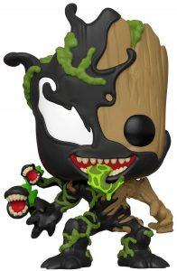 Funko POP de Groot Venomized de 10 pulgadas - 25 centímetros - Los mejores FUNKO POP Super-Sized - Funko POP grandes de Marvel