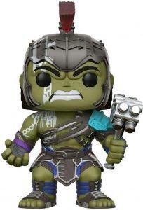 Funko POP de Hulk de 10 pulgadas - 25 centímetros - Los mejores FUNKO POP Super-Sized - Funko POP grandes de Marvel