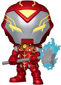 Funko POP de Iron Hammer de Marvel Infinity Warps - Los mejores FUNKO POP de Marvel Collection