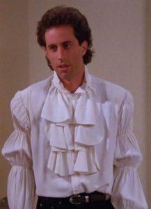 Funko POP de Jerry Puffy Shirt de Seinfeld- Los mejores FUNKO POP de Seinfeld de series - Filtraciones FUNKO POP